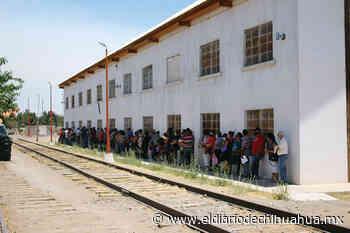 Alcanza termómetro los 42 grados centígrados en Casas Grandes - El Diario de Chihuahua