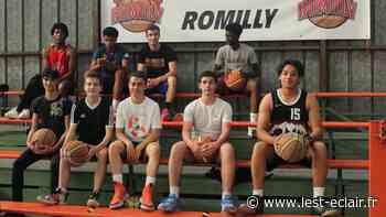 Au basket de Romilly-sur-Seine, l'avenir préparé avec les jeunes - L'Est Eclair