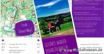 Gemeinsam rund um Burbach wandern - Mittelhessen