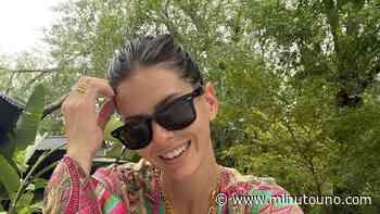 La China Suárez se vacunó en Miami contra el covid - Minutouno.com