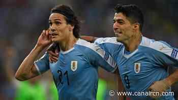 Luis Suárez y Edinson Cavani colocan sus balas en la Copa América 2021 - Supertrending