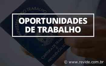 Confira as vagas de emprego nos PAT's de Ribeirão e Jaboticabal - Revide