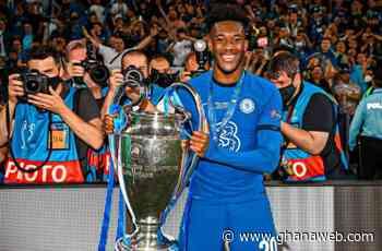 Callum Hudson Odoi has crazy football ambition - Ghana FA boss Kurt Okraku - GhanaWeb