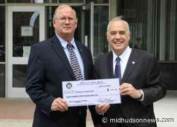 Unclaimed funds delivered to Dutchess - Mid-Hudson News
