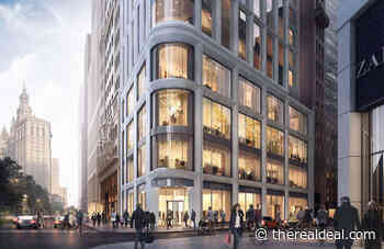 Hudson Pacific puts FiDi project into construction with $120M loan - The Real Deal