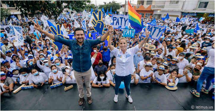 Esposa de Miguel Ángel Yunes gana alcaldía de Veracruz, según conteo municipal - LatinUs