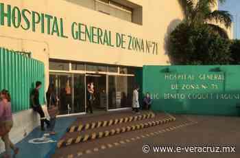 IMSS 71 de Veracruz, único con 100% de ocupación en zona conurbada - e-consulta Veracruz