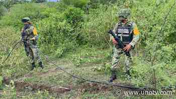 Detectan toma clandestina de combustible en Tuxpan, Veracruz - Uno TV Noticias