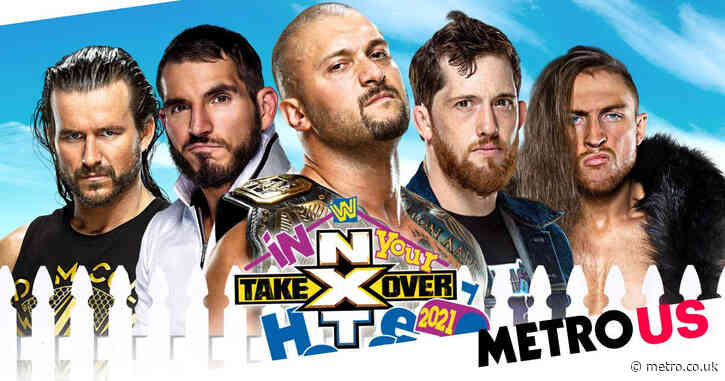 NXT TakeOver: In Your House 2021 preview: UK start time, matches, live stream and more