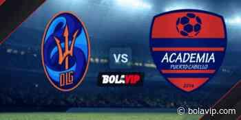 Qué canal transmite Deportivo La Guaira vs. Academia Puerto Cabello por la Liga Futve - Bolavip