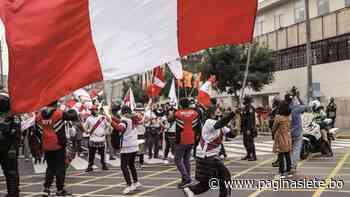 Perú protesta por «intromisión» de Arce, Fernández y Ortega - Diario Pagina Siete