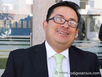 Demandan sanciones contra Huitzi Ortega por entrometerse en el proceso electoral - Código San Luis