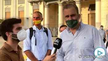 Ortega Smith en Melilla: «Marruecos nos invade con sus mercancías arruinando a nuestros agricultores» - Okdiario.com