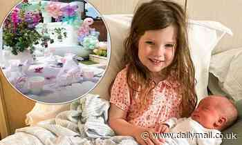 Inside Binky Felstead's daughter India's 4th birthday: Star celebrates milestone with colourful bash