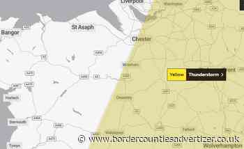 Met Office issues yellow weather storm warning for regions - Border Counties Advertizer