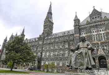 Georgetown revokes honorary degree of former provost, priest after misconduct allegations - Flipboard