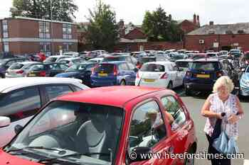 Increasing Hereford parking charges at a stroke is foolish