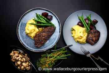 Steakhouse carries Certified Mass Balance Mark on menu - Wallaceburg Courier Press