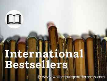 International: 30 bestselling books for the week of June 5 - Wallaceburg Courier Press
