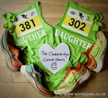 Mother-daughter duo set new half-marathon world record - Wirral Globe