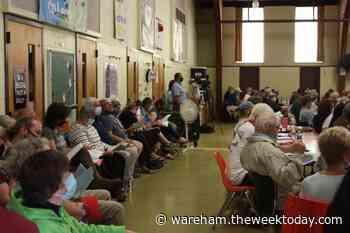 Marathon town meeting names school, bans nips, limits solar - Wareham Week