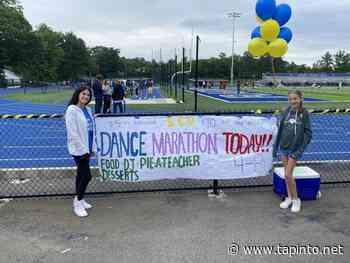 Raider Nation Dance Marathon raises $5512.00 for Children's Specialized Hospital - TAPinto.net