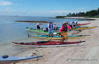 Marathon local paddles every year for a cancer cure - Florida Keys Weekly