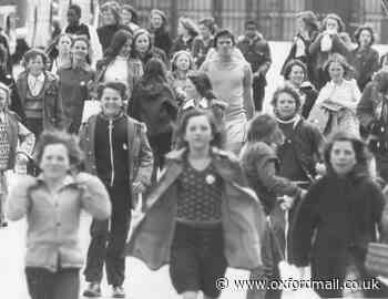 U's player leads children on walk around Blenheim to raise funds