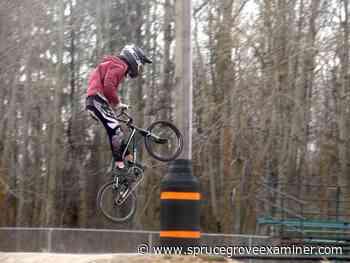 Stony Plain BMX gearing up for season - Spruce Grove Examiner