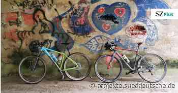 Mountainbike oder Gravelbike? Ein Härtetest - SZ.de - Süddeutsche Zeitung