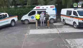 A la cárcel hombre que transportaba cocaína en una ambulancia en Apartadó - Caracol Radio