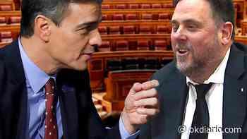 Sánchez mira hacia otro lado ante las evidencias de que la mesa de diálogo con ERC es una farsa - Okdiario.com
