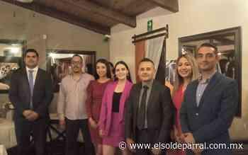 Alberto Urquidi es el nuevo presidente de la mesa directiva del Colegio de Arquitectos - El Sol de Parral