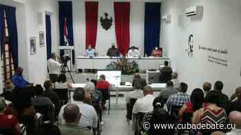 Primer Ministro en Matanzas: Que las cifras se perciban sobre la mesa - CubaDebate