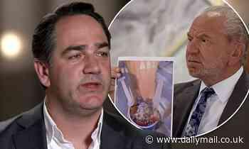 Celebrity Apprentice's Michael 'Wippa' Wipfli breaks down as he's FIRED