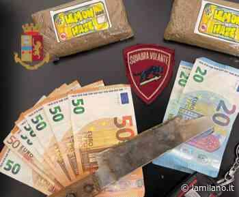 Sesto San Giovanni, nascondeva 200gr di hashish nel sacchetto delle mascherine chirurgiche: la Polizia di stato arresta 52enne - La Milano