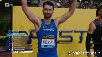 Lorenzo Perini sesto al Golden Gala di Firenze - Prima Saronno