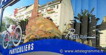 À Brest, les internautes vont pouvoir élire la plus belle vitrine aux couleurs du Tour de France - Le Télégramme