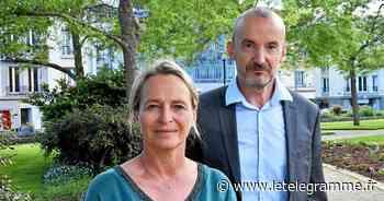 Départementales à Brest : Henora Kersual et Frédéric Berna candidats du RN sur Brest 3 - Le Télégramme
