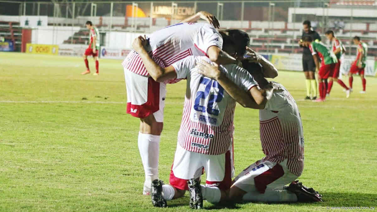 Intermedia. San Lorenzo - Fulgencio Yegros (2-0) - Tigo Sports
