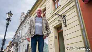Behinderten-WC: Beeskow erweitert öffentliche Toilettenanlage in der Innenstadt - moz.de