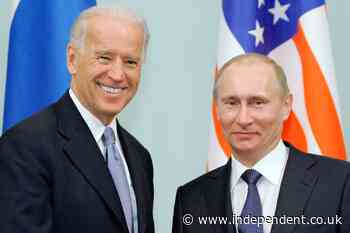 At an arms control crossroads, Biden and Putin face choices
