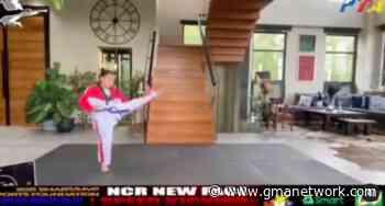 Chesca, Doug Kramer's daughter Scarlett wins first taekwondo medal - GMA News