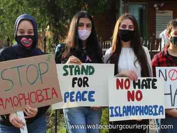 Vigil held at Brantford Mosque - Wallaceburg Courier Press