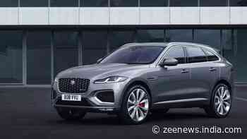 Jaguar unveils 2021 F-Pace in India at Rs 69.9 lakh