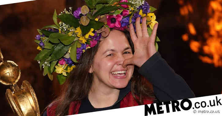 Giovanna Fletcher 'claimed £30,000 from Government's furlough scheme' after I'm A Celebrity win