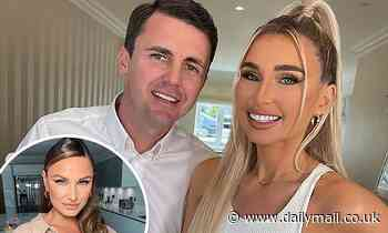 Billie Faiers wishes her sister Sam 'all the luck in the world' after she quits Mummy Diaries