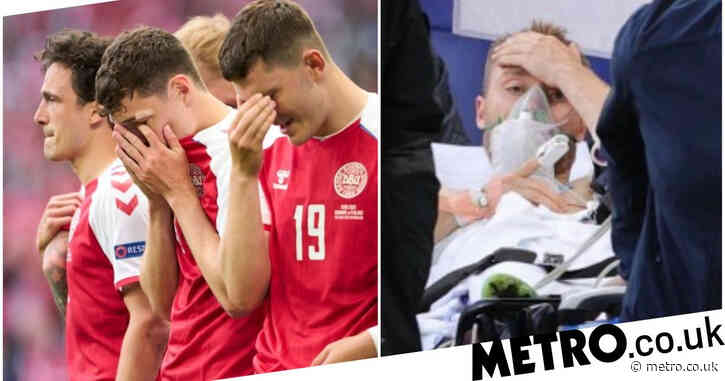 Peter Schmeichel blasts 'ridiculous' UEFA decision to play Denmark vs Finland after Christian Eriksen collapse