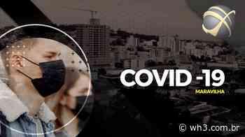 Maravilha apresenta 300 casos ativos de COVID-19 - WH3