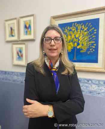 Vice-presidente da Abrat, Arlete Mesquita apoia pré-candidatura de Rafael Lara à presidência da OAB - Rota Jurídica